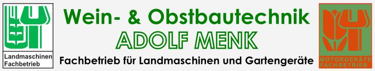 Wein- und Obstbautechnik Adolf Menk