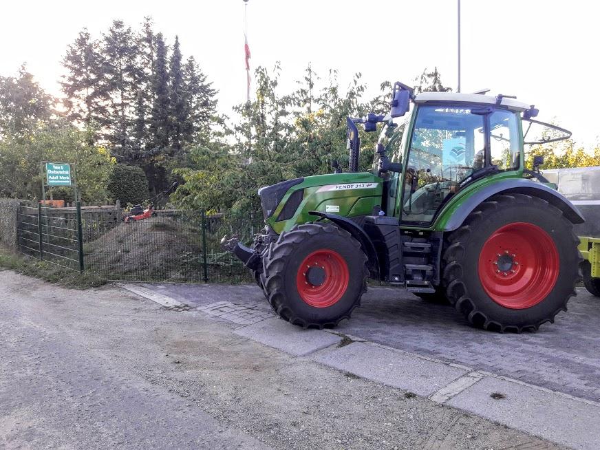 Land- und Gartentechnik vom Fachmann - vor Ort